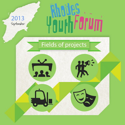 Rhodes Youth Forum- 28th September to 1st October 2013
