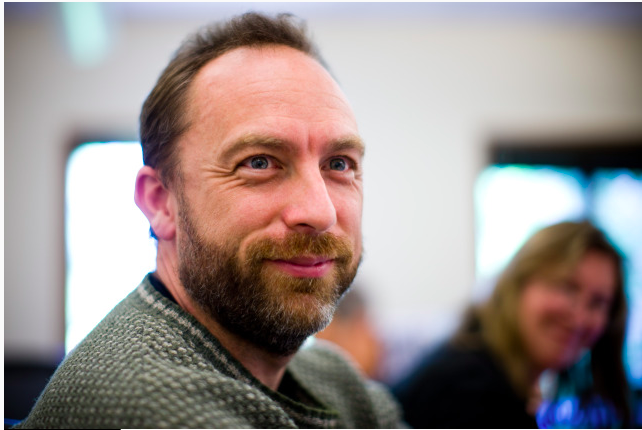Jimmy Wales's Plan to Save the World With Mobile Phones